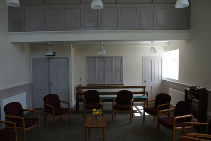 photo of main meeting room