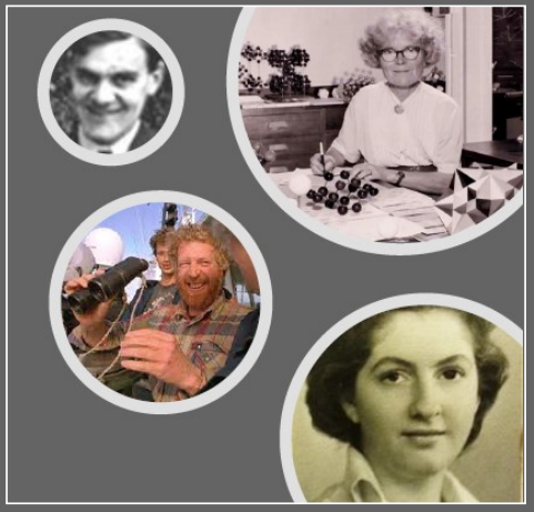 Image showing people featured in the June 2021 issue of the Staffordshire Quaker Newsletter